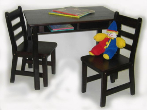 Kids' Table and Chair Set modern-kids-tables