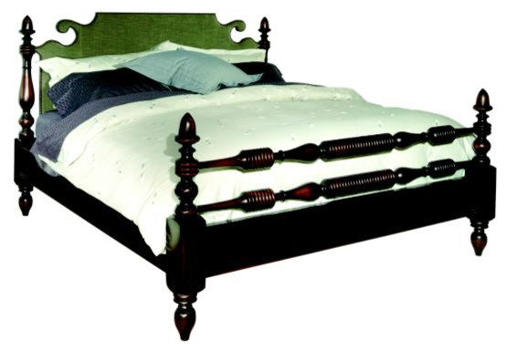 Lakehouse Bed (Queen) from the Thomas OBrien collection traditional beds