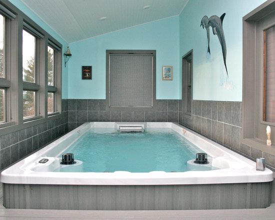 Endless Pools - Endless Pool® Swim Spa Series -
