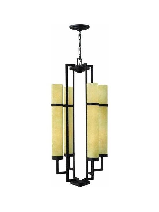 Hinkley Lighting 4098RI 8 Light Chandelier Cordillera Collection -