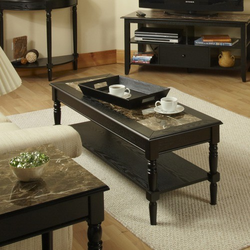 French Country Coffee Table Modern Coffee Tables By Wayfair