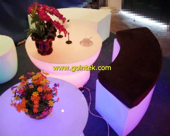 2013 led chairs for events -