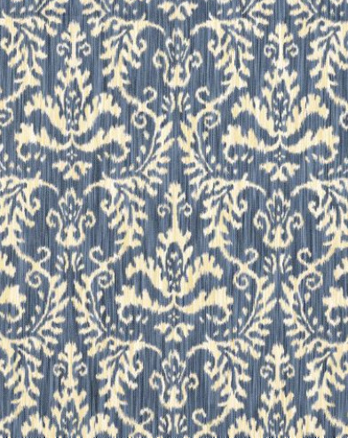 Tiraz Cotton Ikat Fabric eclectic-fabric