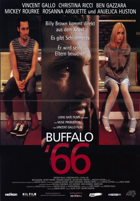 Buffalo '66 11 x 17 Movie Poster - Style A prints-and-posters