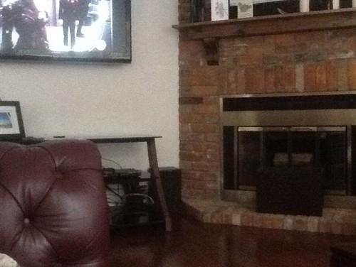 How To Arrange Furniture Around A Corner Fireplace
