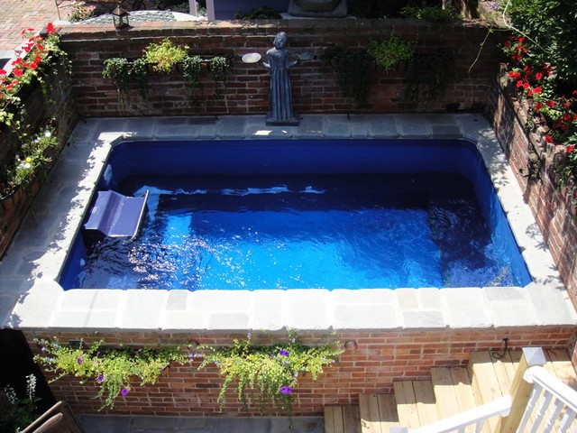 Original endless pools traditional other metro by for Endless pool in basement