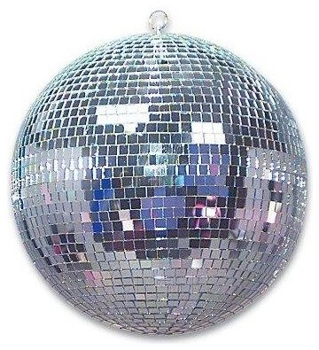 12 Disco Mirror Ball traditional accessories and decor