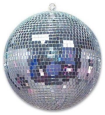 """12"""" Disco Mirror Ball traditional-home-decor"""