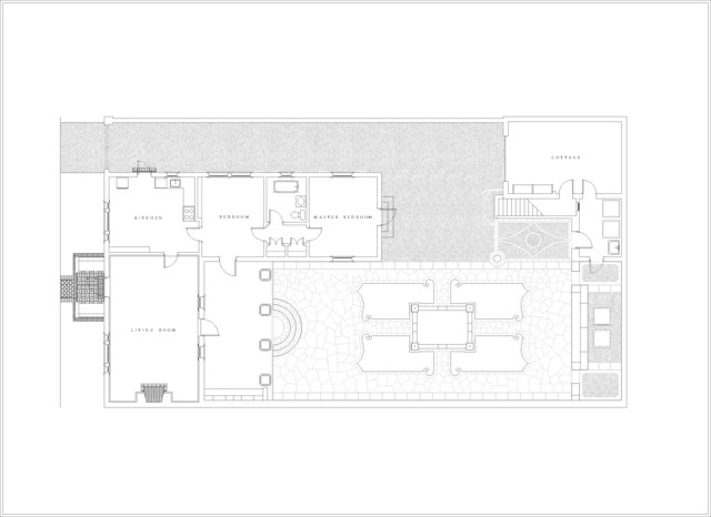 Cape dutch house for Cape dutch house plans
