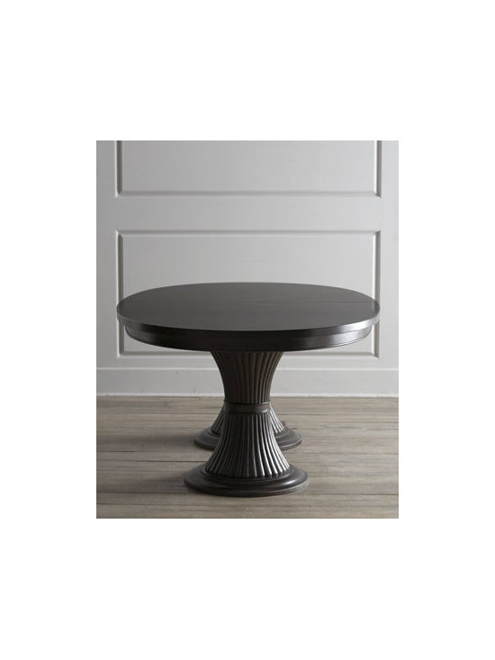 Lassater Double-Pedestal Dining Table
