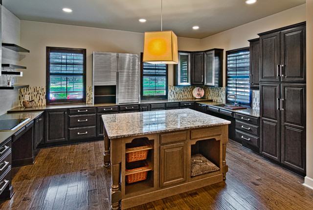 IKD Showroom - Traditional - Kitchen - jacksonville - by Inspirational Kitchens By Design