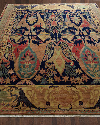 Exquisite Rugs Madigan Rug, 6' x 9' traditional-rugs
