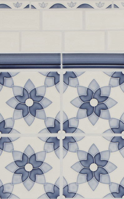 New Releases traditional kitchen tile