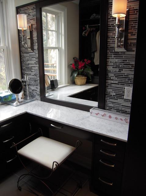 Vanities contemporary-bathroom
