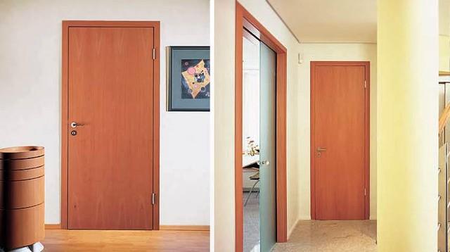 Pear Veneer Flush Door C22
