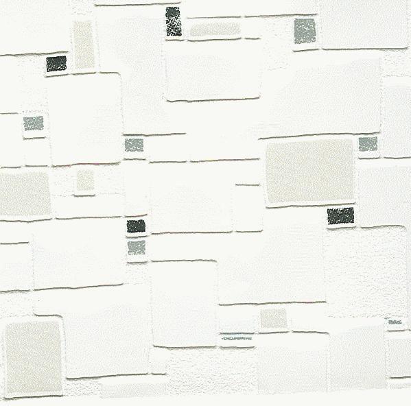 Contour Spa Black and White Wallpaper contemporary-wallpaper