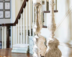 City: McDougald Residence traditional staircase