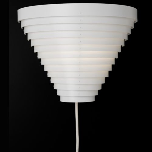 A910 Wall Lamp by Artek contemporary-wall-lighting