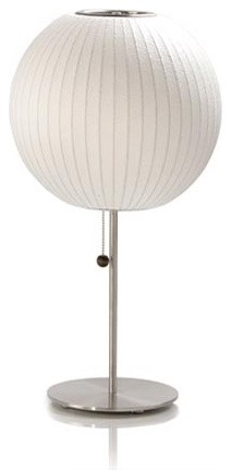 Nelson | Lotus Table Lamp - Ball contemporary-table-lamps
