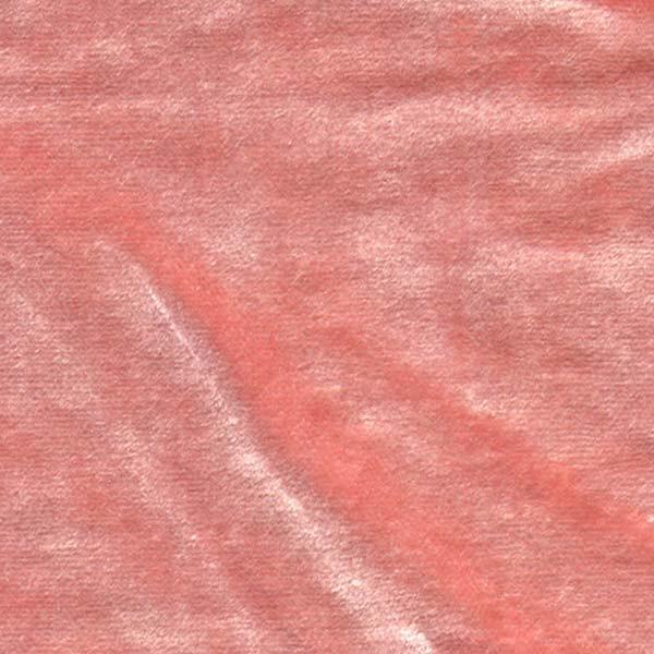 Cotton Viscose Velvet Peach Puff craftsman-upholstery-fabric