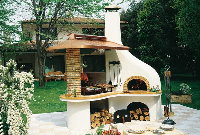 Vulcano modern-outdoor-grills