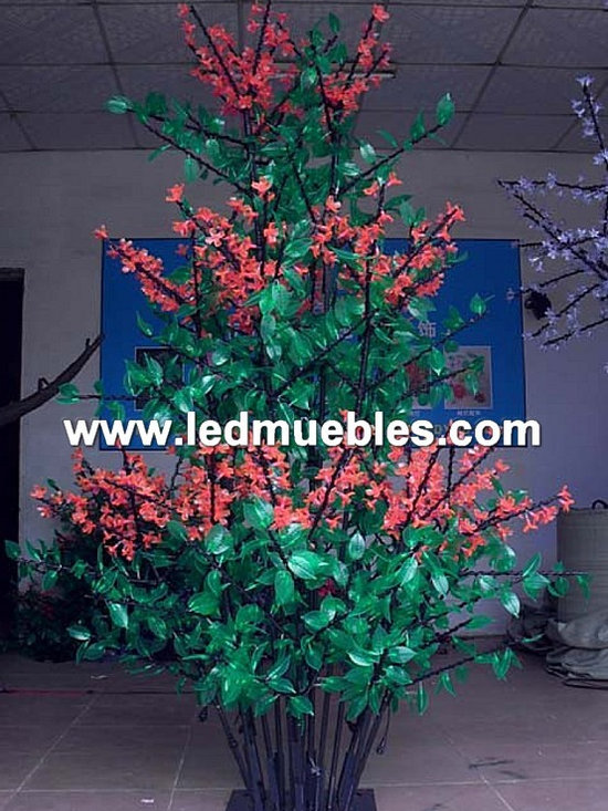Led Peach Blossom Tree For Party - WeiMing Electronic Co., Ltd se especializa en el desarrollo de la fabricación y la comercialización de LED Disco Dance Floor, iluminación LED bola impermeable, disco Led muebles, llevó la barra, silla llevada, cubo de LED, LED de mesa, sofá del LED, Banqueta Taburete, cubo de hielo del LED, Lounge Muebles Led, Led Tiesto, Led árbol de navidad día Etc