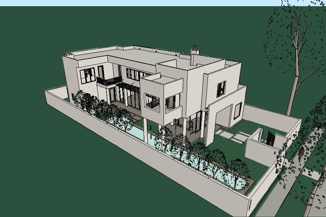 King Residential, Inc contemporary-rendering