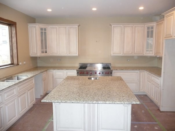 Classic Kitchen (Chicago) traditional-kitchen-cabinetry