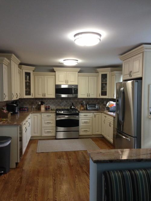Kitchen Lighting Help