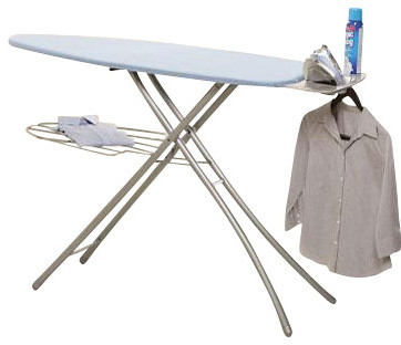 Wide Top Ironing Board contemporary-ironing-boards