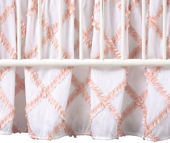 Georgia Crib Bedding traditional-cribs