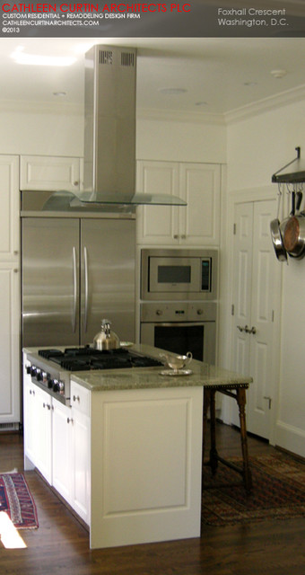 Foxhall Crescent traditional-kitchen