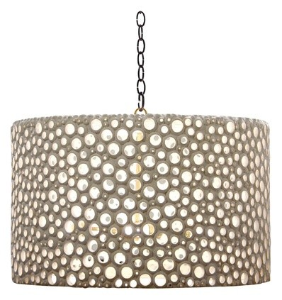Oly Studio Meri Drum Shade eclectic-lamp-shades