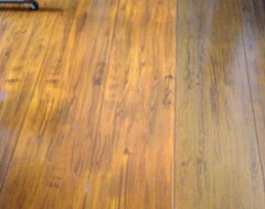 Try DIY Plywood Flooring for High Gloss, Low Cost