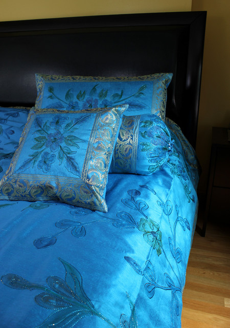 Luxurious & Decorative Bedding Sets eclectic-duvet-covers-and-duvet-sets