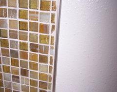 Glass Tile Backsplash Trim Glass Tile Backsplash Help Ends