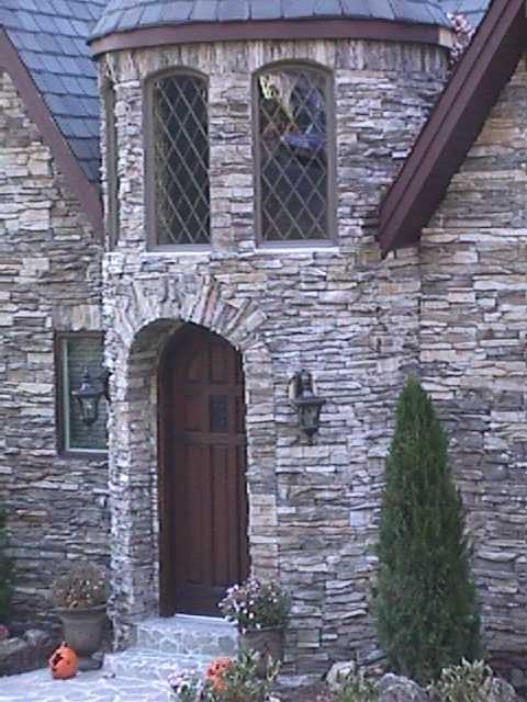 Diamond Pattern Window Grids traditional-window-treatments