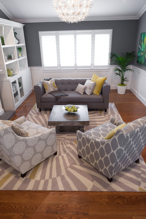 Home Staging - Neutral Wall and Paint Colors
