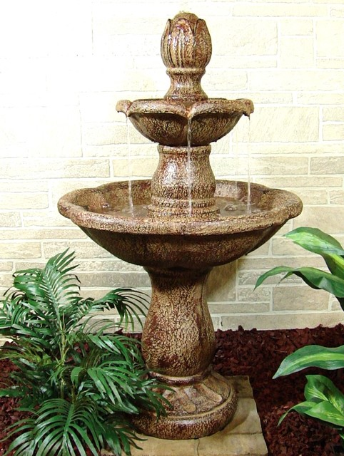 City of el centro for Recirculating water feature