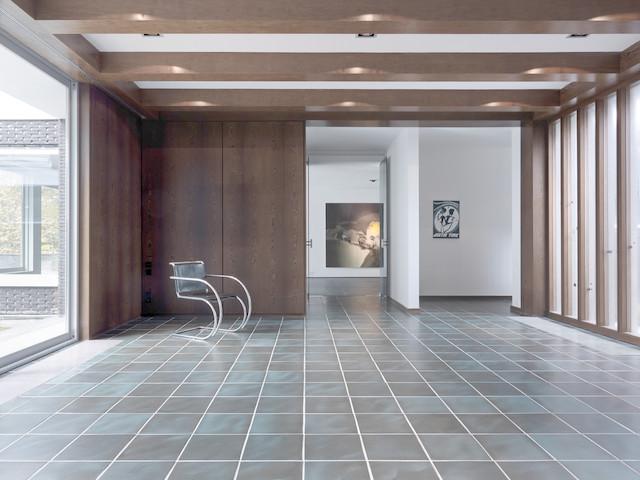 Residential building | Sever Severain Senior | Germany contemporary-living-room