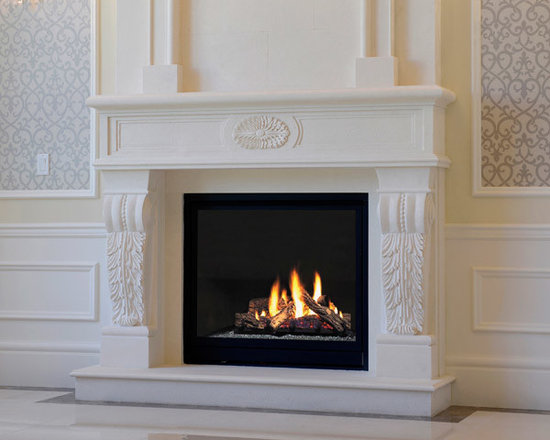 Marble Fireplace Mantels - Gainsville -