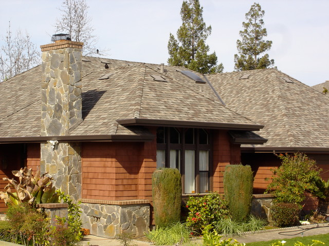 CertainTeed Landmark TL - Mountain Timber contemporary-outdoor-products