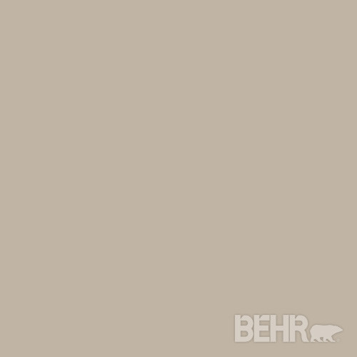 BEHR MARQUEE™ Paint Color Pasha Brown MQ2-51 modern-paint