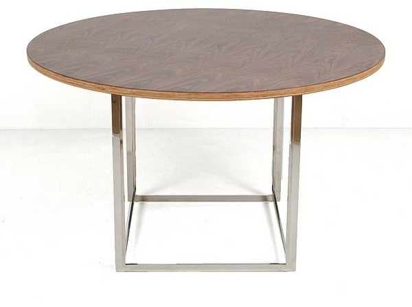 Kjaerholm PK54 Dining Table Reproduction Modern Dining Tables Chicago