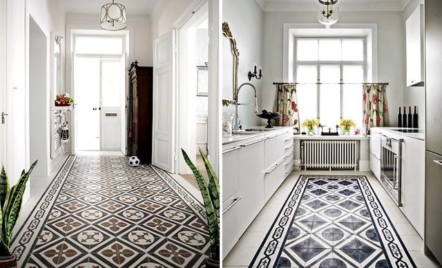 SPANISH STYLE - Spanish Style Old Tile - SPANISH STYLE FLOOR - Luxury Style .es contemporary