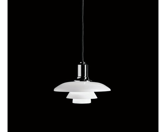 Louis Poulsen - Louis Poulsen | PH 2/1 Pendant Light - Design by Poul Henningsen, 1926