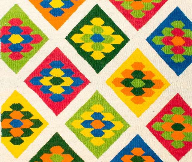 Mexican Rug Images: Modern Mexican Rugs