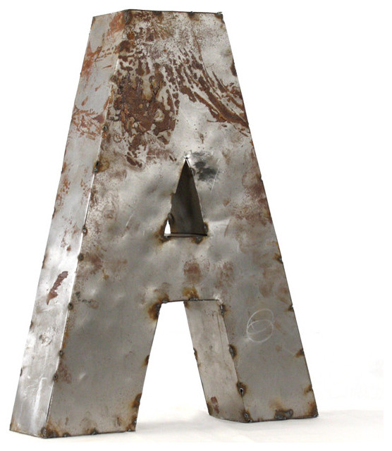 Rustique Metal 3d Letters More Letters Available