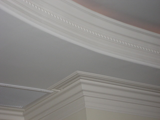Advanced design to finish crown molding 1 traditional for Advanced molding decoration