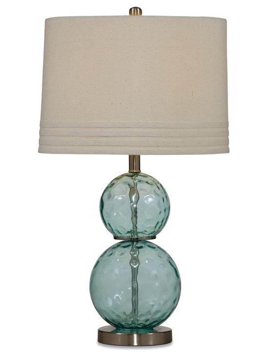 Bassett Mirror - Bassett Mirror Barika Table Lamp - Barika Table Lamp